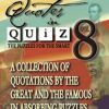Quotes in Quiz - The Puzzles for the Smart, Pocketbook Volume08