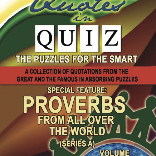Quotes in Quiz - The Puzzles for the Smart, Pocketbook Volume12