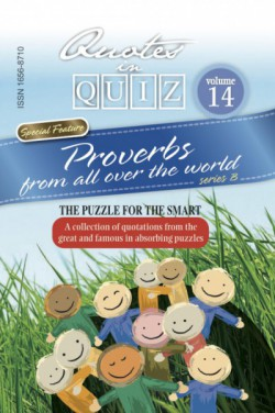 Quotes in Quiz - The Puzzles for the Smart, Pocketbook Volume14