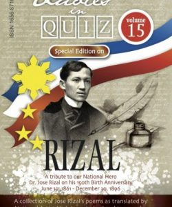 Quotes in Quiz - The Puzzles for the Smart, Pocketbook Volume15
