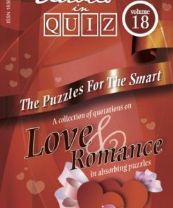 Quotes in Quiz - The Puzzles for the Smart, Pocketbook Volume18