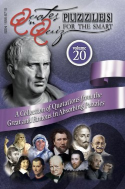 Quotes in Quiz - The Puzzles for the Smart, Pocketbook Volume20